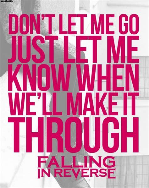 Love Quotes Falling In Reverse Quotesgram