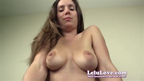 Lelu Love Closeup Virtual Sex Riding And Missionary