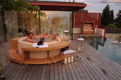 table de cuisine à rallonge terrasse bois pour spa gonflable wraste com