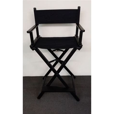 folding professional makeup chair black 110cm buy