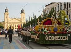 Debrecen Flower Parade