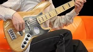 Fender American Deluxe Jazz Bass V Ash  Jaryn Janek