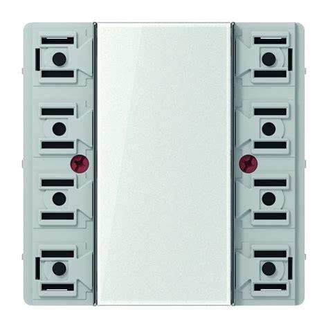 ls plus outlet redlands jung ls5091tsm knx tastsensor modul universal 1 fach