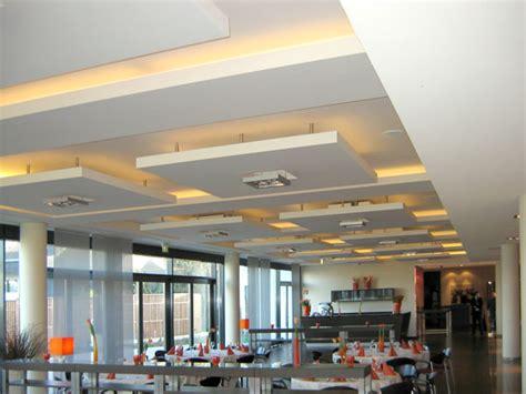 Deckensegel Mit Beleuchtung by Deckengestaltung In Trockenbauweise Innenausbau