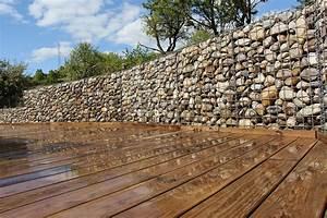 Kit A Gabion : batijournal gabions modulaires batijournal ~ Premium-room.com Idées de Décoration