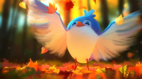 Download best anime wallpapers in japanese and manga style in 4k and hd resolutions for desktop and mobile. Cute bird Digital art 4K Wallpapers | HD Wallpapers | ID #26338