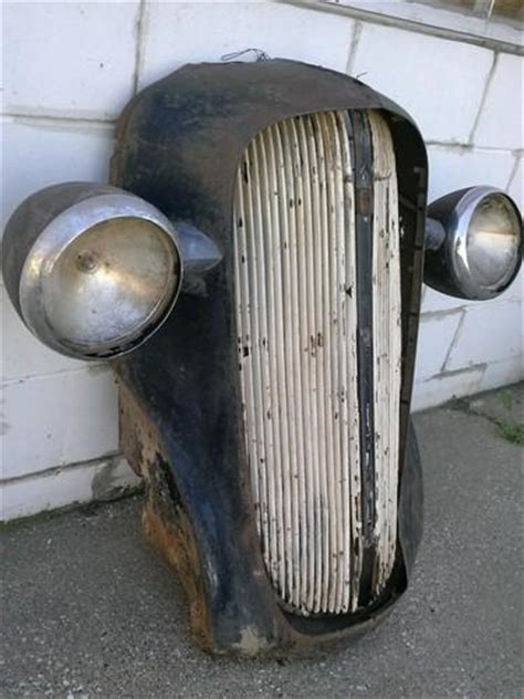 purchase  chevy grille coupe rat rod hotrod sedan