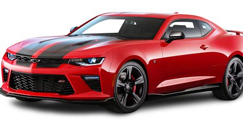 chevrolet camaro ss red car png image pngpix red car