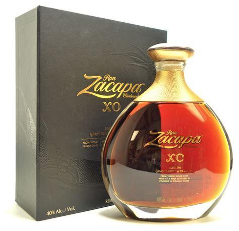 Ron Zacapa XO Gran Reserva Especial Rum www