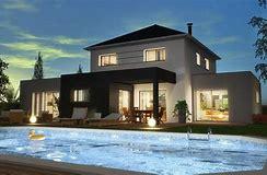 HD wallpapers maison moderne sans toit wallpapershwallg3d.ml