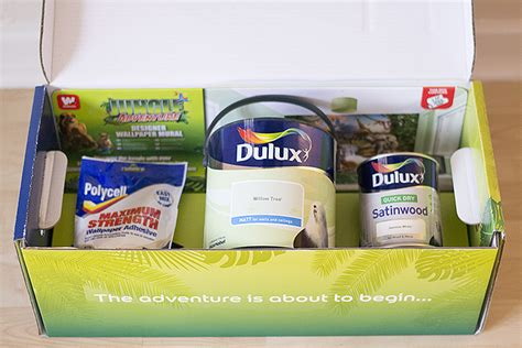 Marvel Dulux Bedroom In A Box by Dulux Bedroom In A Box Review