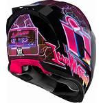 Synthwave Icon Helmet Airflite Motorcycle Racing Unisex