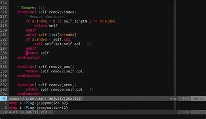 Coding Vim Too Much Know Been Ve