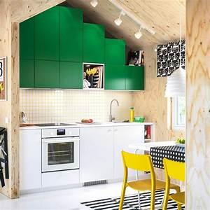 Couleur Cuisine Ikea : 10 id es pour la cuisine copier chez ikea marie claire ~ Nature-et-papiers.com Idées de Décoration