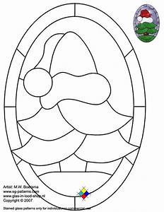 stained glass patterns for free glass pattern 044 With christmas stained glass window templates
