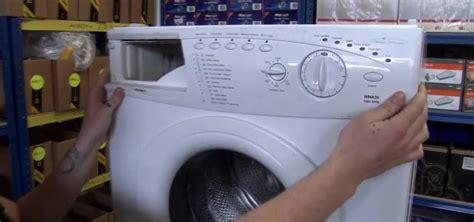 replace  controls   hotpoint washing machine