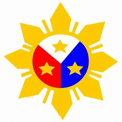 Flag Philippine Clipart Cliparts Philippines Clip Designs