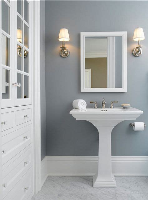 Bathroom Bedroom Colors by The 25 Best Blue Gray Bedroom Ideas On Blue