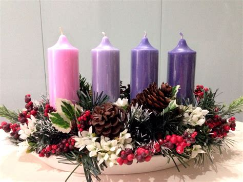 Advent Candles, Christmas