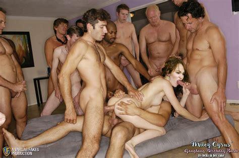 Gang Bang Nude Hot Porno