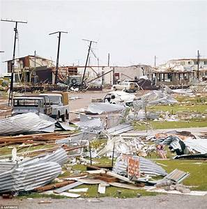 The day Cyclone Tracy unleashed hell on Darwin leaving 66 ...