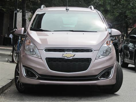 chevrolet spark   cvt replacing  speed automatic