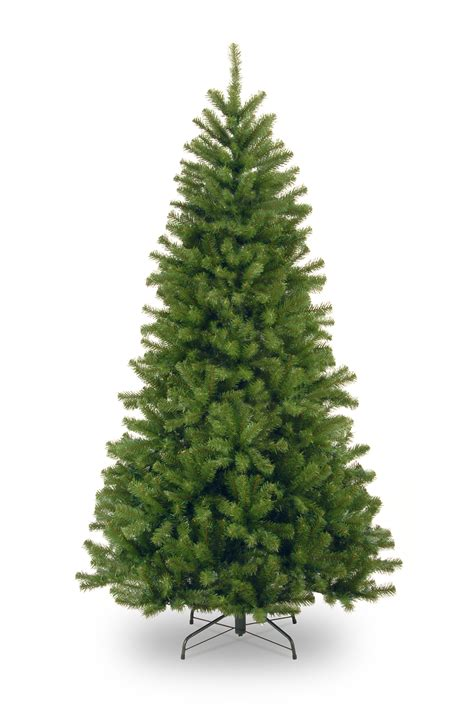 christmas trees 9ft north valley spruce artificial christmas tree hayes garden world