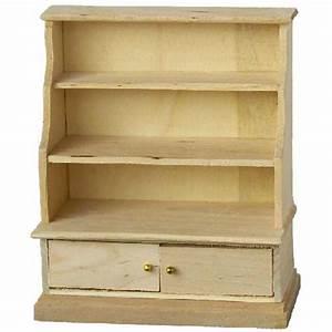 étagère Bois Brut : meuble en bois brut 2 etageres 2 tiroirs ~ Melissatoandfro.com Idées de Décoration