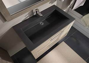 Lavabo salle de bain encastrable for Salle de bain design avec lavabo encastrable castorama