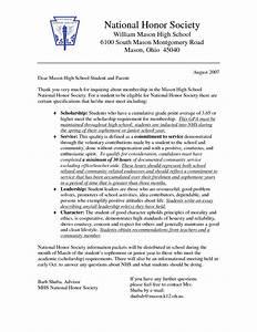 sample national honor society essay example national honor society