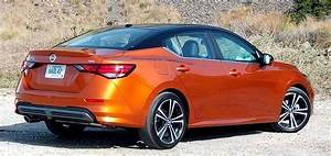 2020 Nissan Sentra The Daily Drive