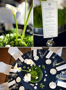 navy blue and green wedding ideas With blue and green wedding ideas