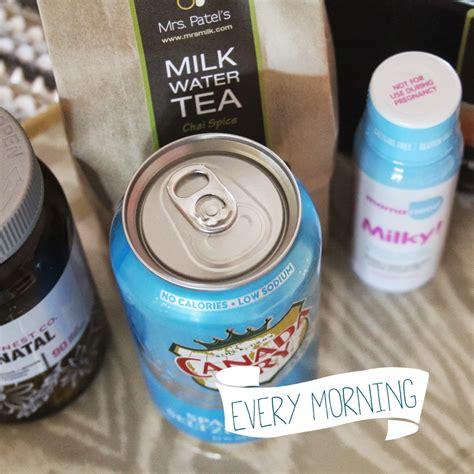 Natural Products To Help Increase Milk Production While