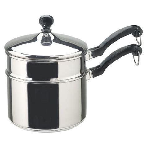 farberware classic  qt covered double boiler wwwyourcookwarehelpercom