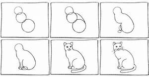 How to Draw a Cat – Boys' Life magazine