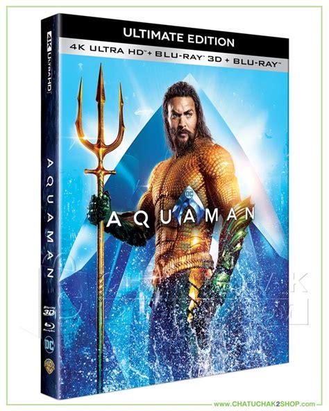 aquaman  ultra hd includes blu ray