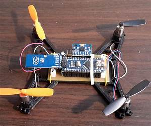 Arduino Drone Circuit Diagram