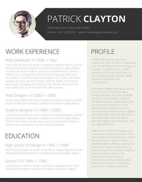 55 free resume templates for ms word freesumes