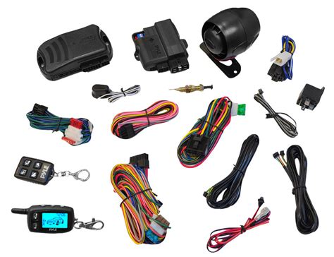 Brand New Pyle Pwd901 2 Way Remote Start Security System