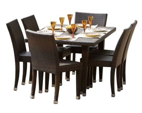 Inexpensive Outdoor Dining Sets by Best Outdoor Dining Set 7 187 187 187 Cheap Patio