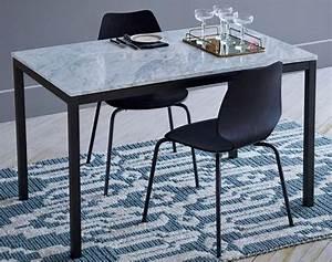 Table De Travail Marbre : nettoyer une table de bistrot en marbre maison castelli ~ Zukunftsfamilie.com Idées de Décoration