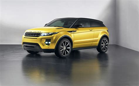 Land Rover Range Rover Evoque Wallpapers by 2013 Land Rover Range Rover Evoque Special Edition