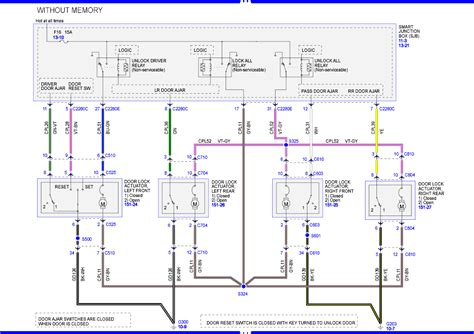 Electric Wiring Diagram Ford Mustang 2009 by Door Trigger Wires For 2009 Fusion
