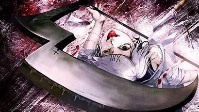 Ghoul Tokyo Juuzou Suzuya Anime Wallpapers Background