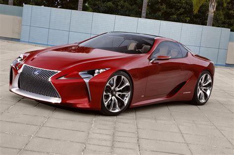 New Lexus Lfa Design Vs. Convertible Lexus Lfa… You Decide