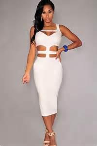 pas cher robe de mariã e robes de mode robe blanche moulante pas cher
