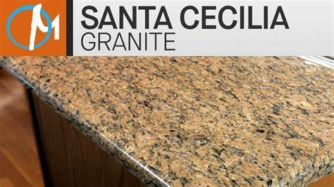 Santa Cecilia Granite Kitchen Countertops IV   Marble.com