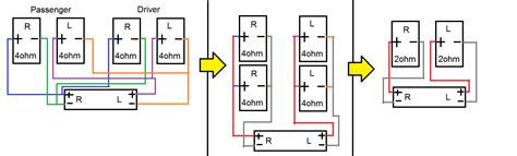 Wireing Diagram Parallel And Series Wiring by Speaker Wiring Diagram Series Parallel Webtor Me