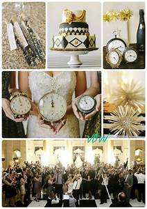 black and gold wedding ideas 50th anniversary pinterest With black and gold wedding ideas