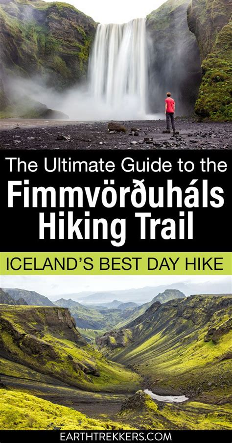 Fimmvorduhals Hike Iceland Travel Guide Earth Trekkers